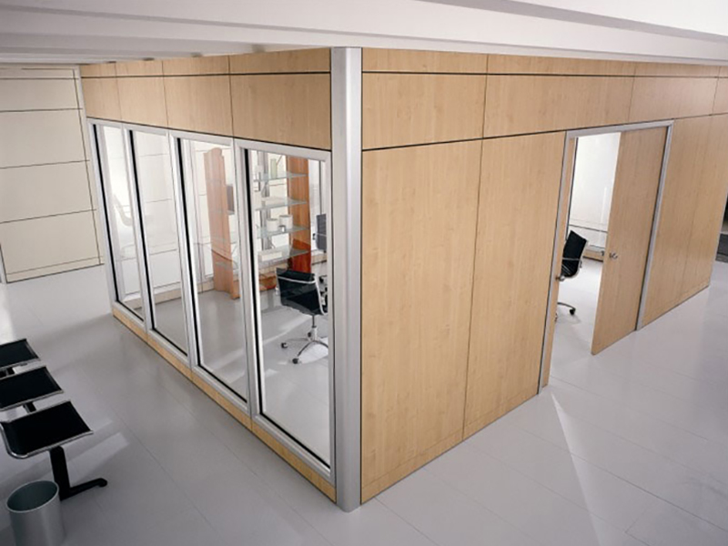 Pareti divisorie per uffici napoli for Design ufficio napoli